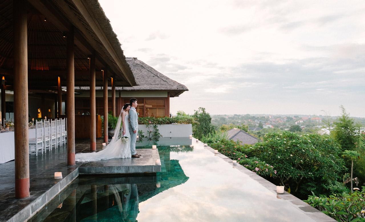 J&M: Bali Destination Wedding at Jimbaran Hill 41