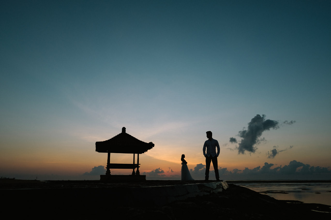J&M: Sunrise Bali Engagement Photography 7