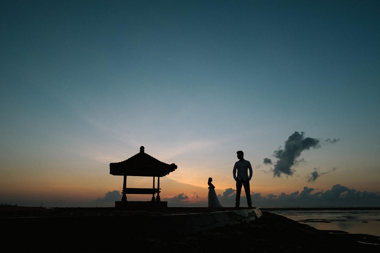 J&M: Sunrise Bali Engagement Photography 7