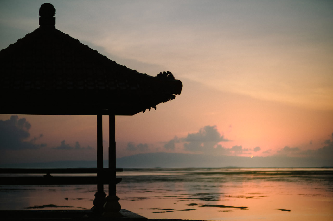 J&M: Sunrise Bali Engagement Photography 8