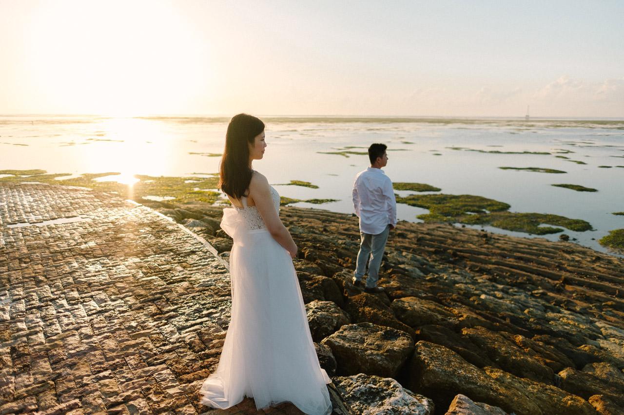J&M: Sunrise Bali Engagement Photography 16