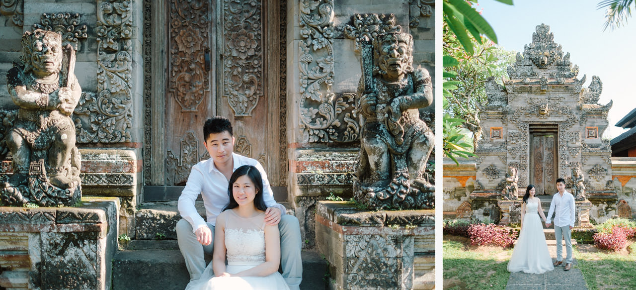 J&M: Sunrise Bali Engagement Photography 20
