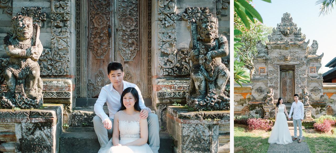 J&M: Sunrise Bali Engagement Photography 20