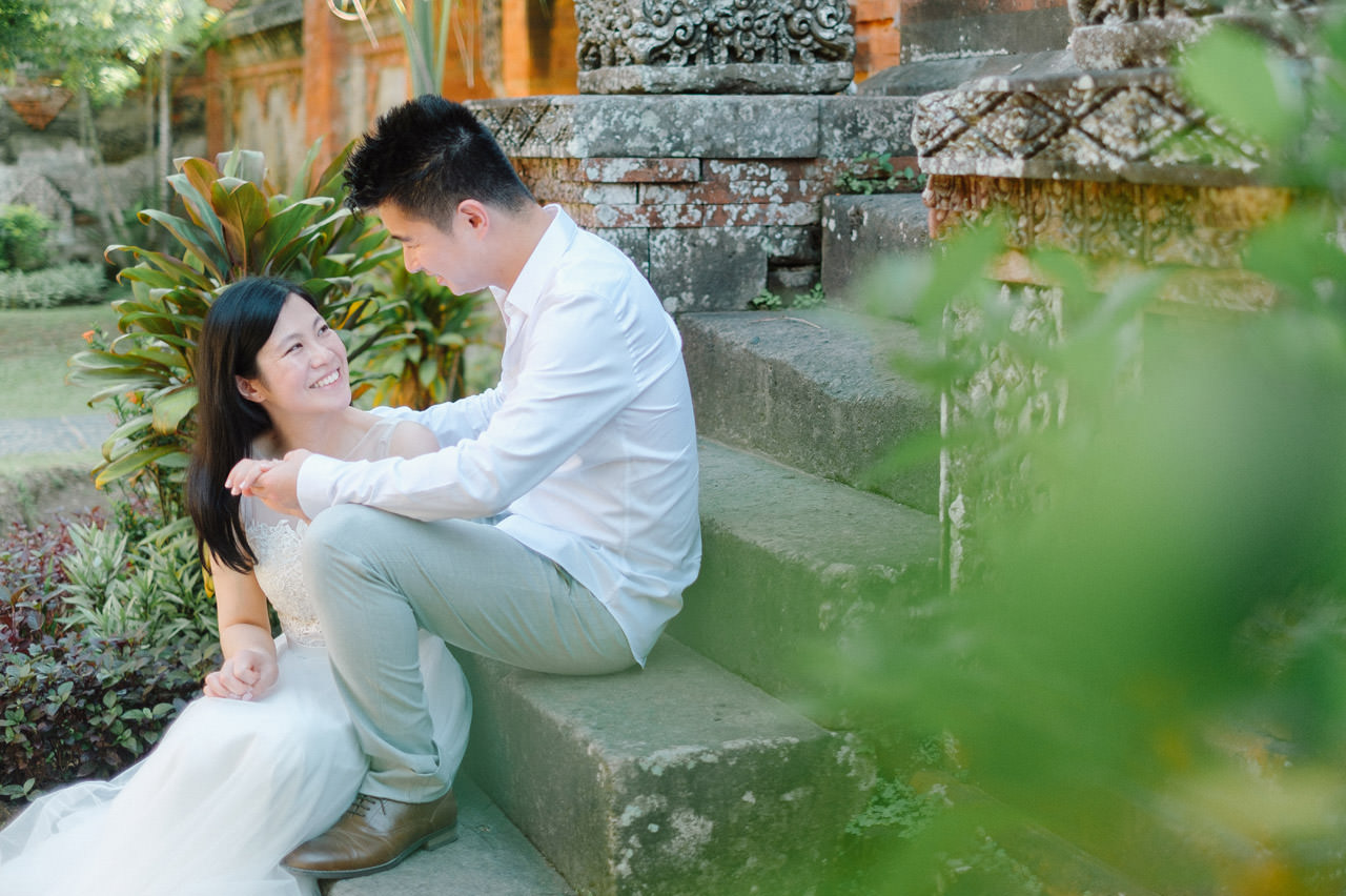 J&M: Sunrise Bali Engagement Photography 21