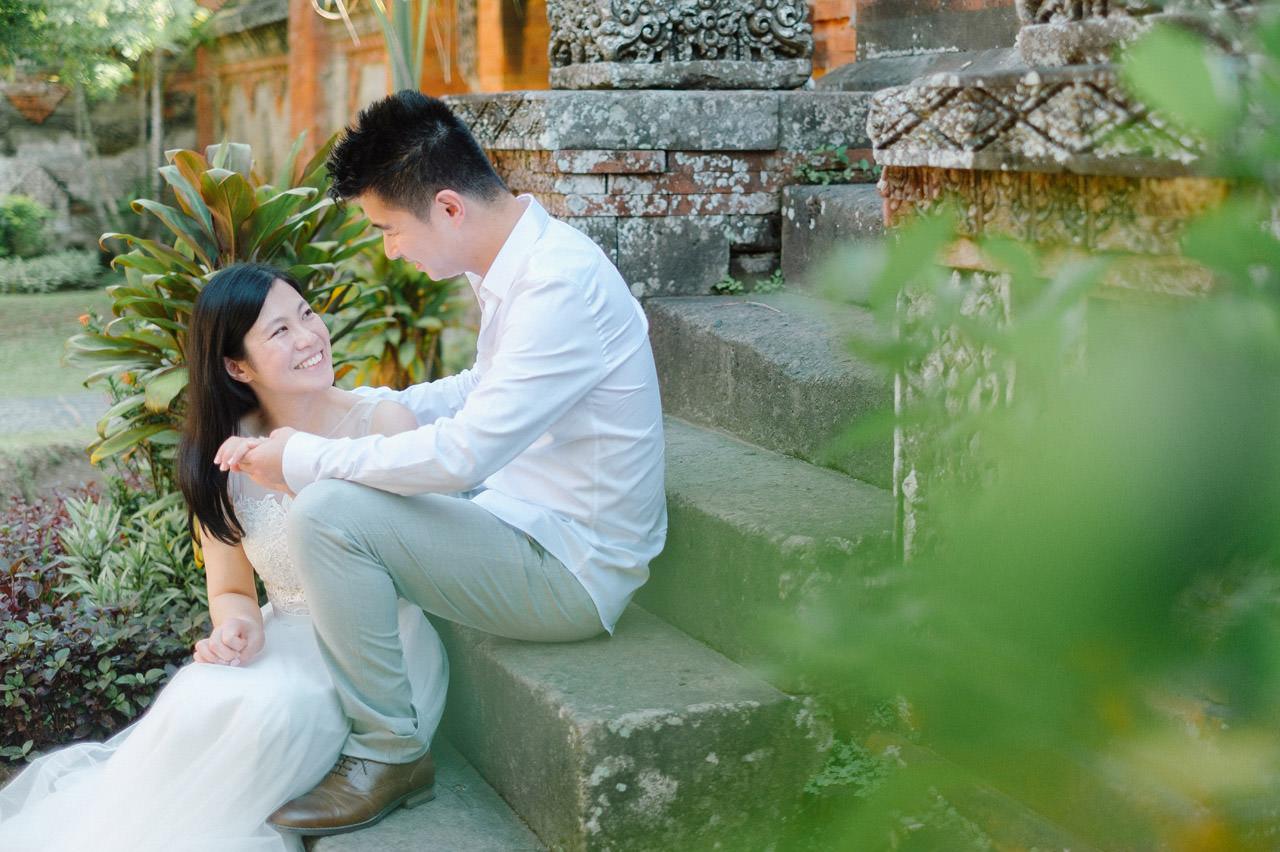 J&M: Sunrise Bali Engagement Photography 21