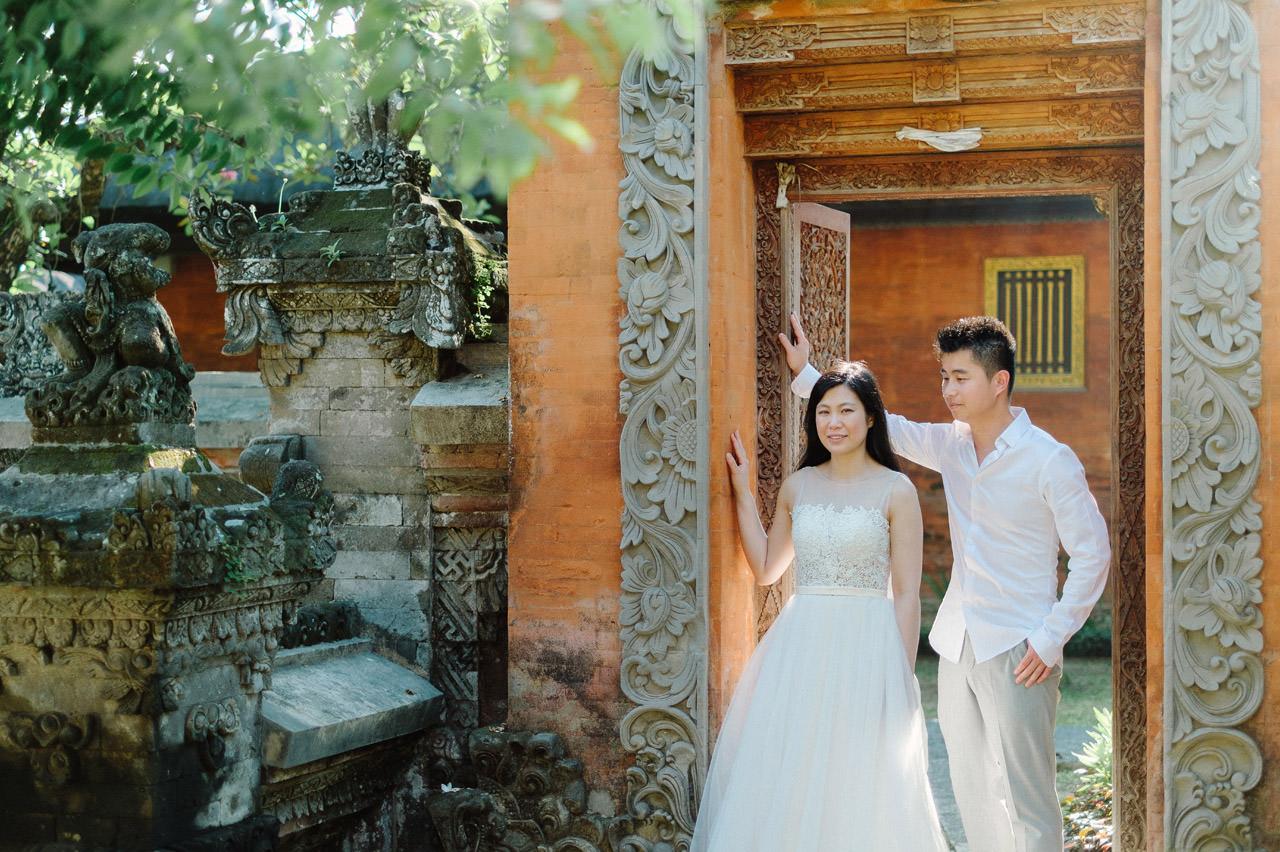 J&M: Sunrise Bali Engagement Photography 25