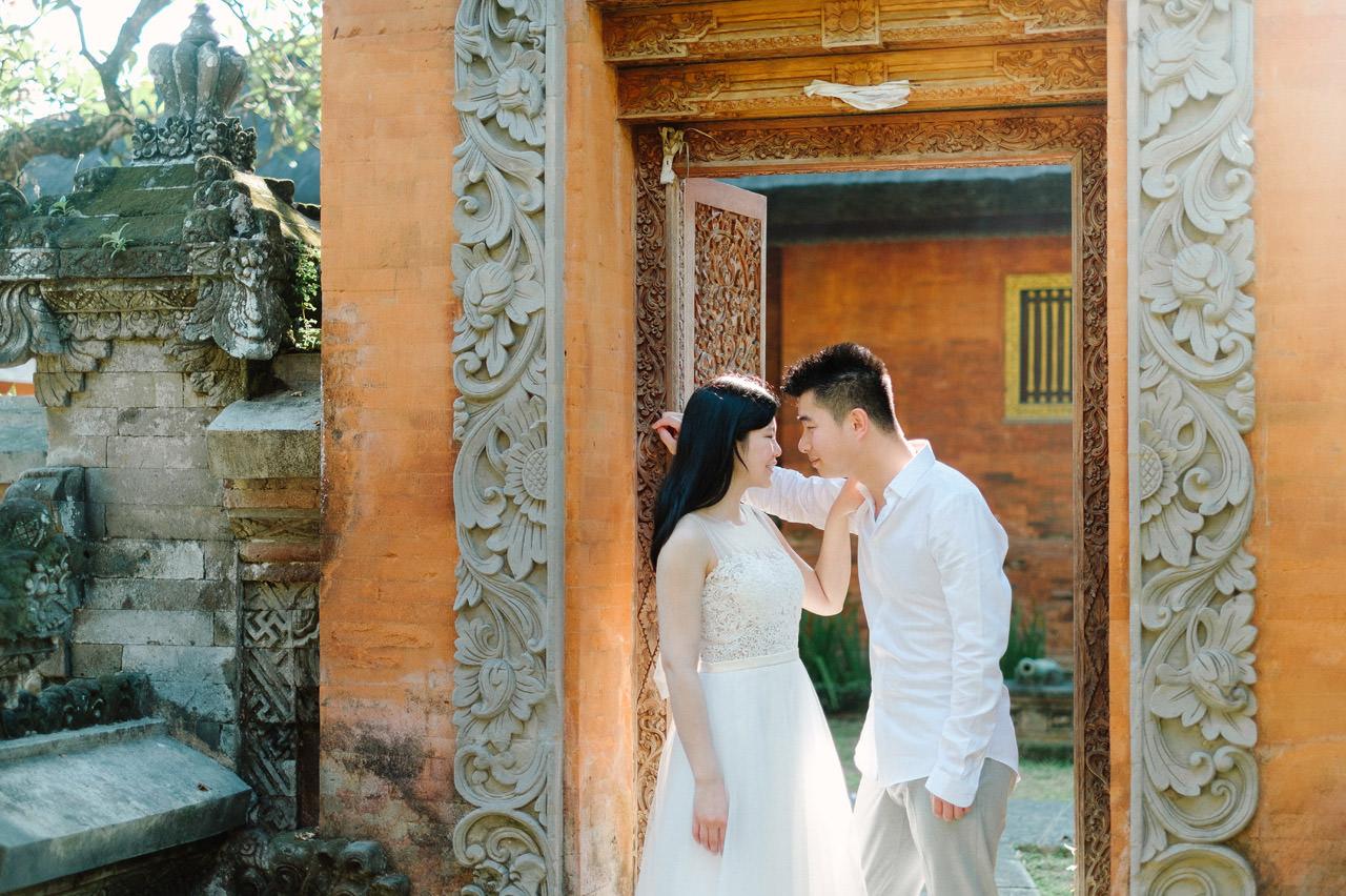 J&M: Sunrise Bali Engagement Photography 26