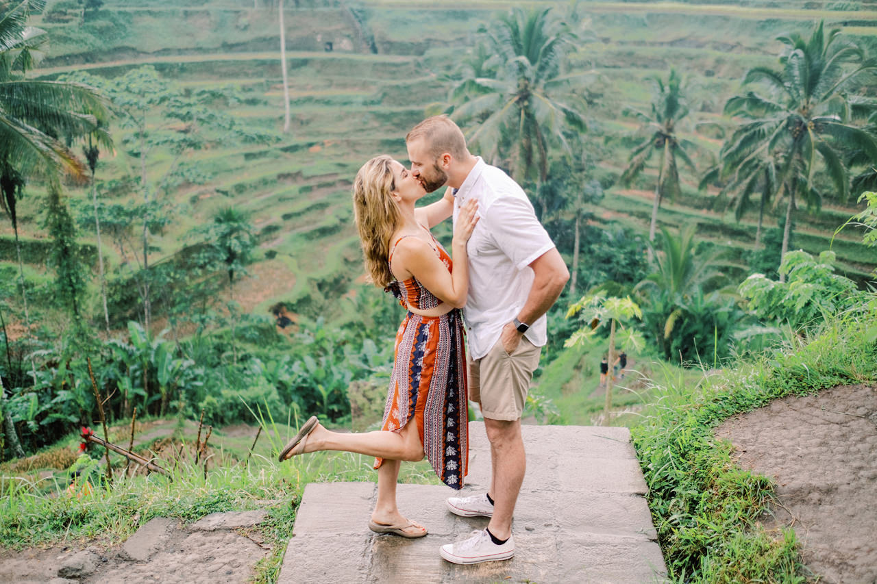 J&M: Proposal Photography in Bali 2