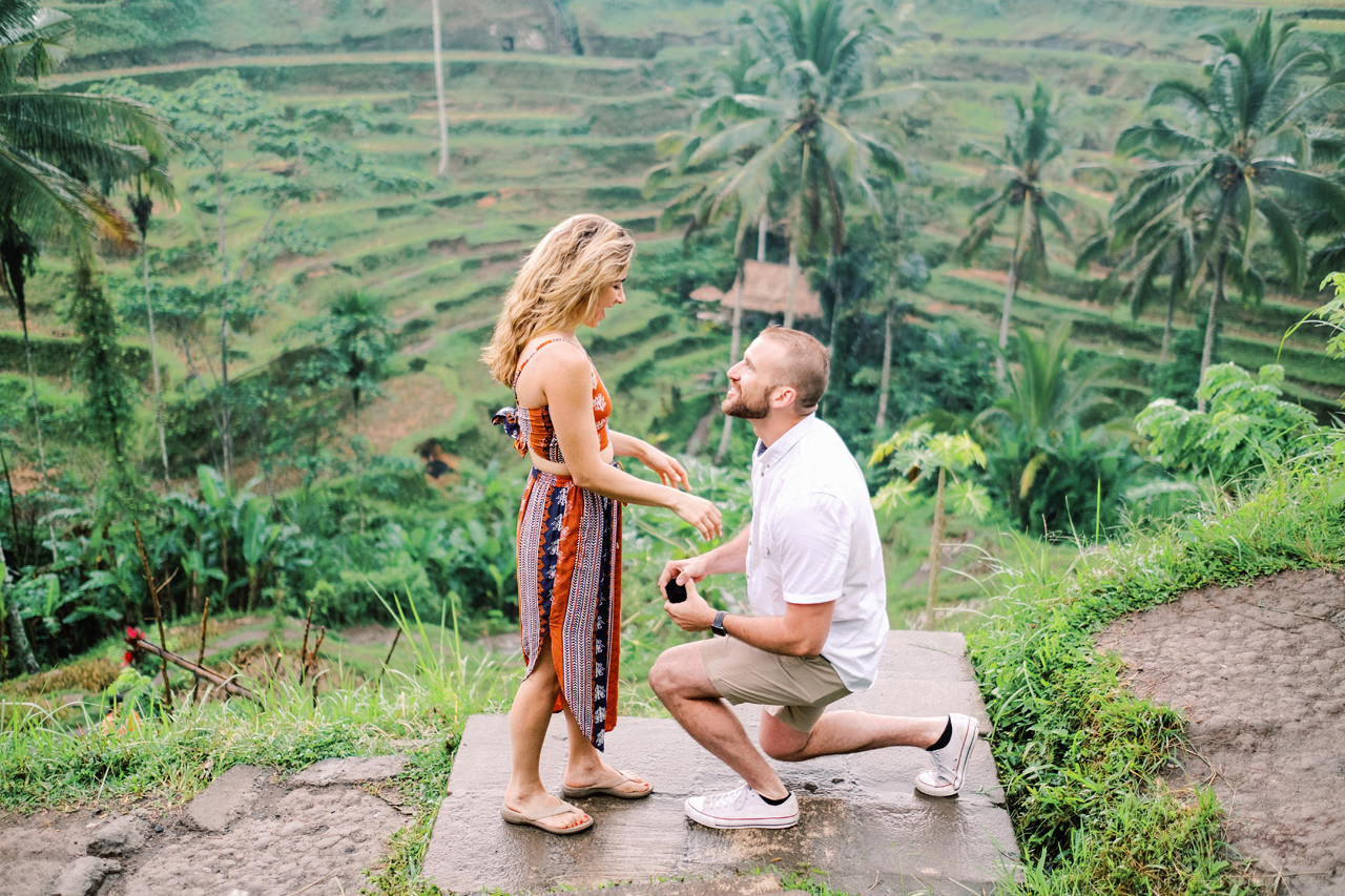 J&M: Proposal Photography in Bali 3