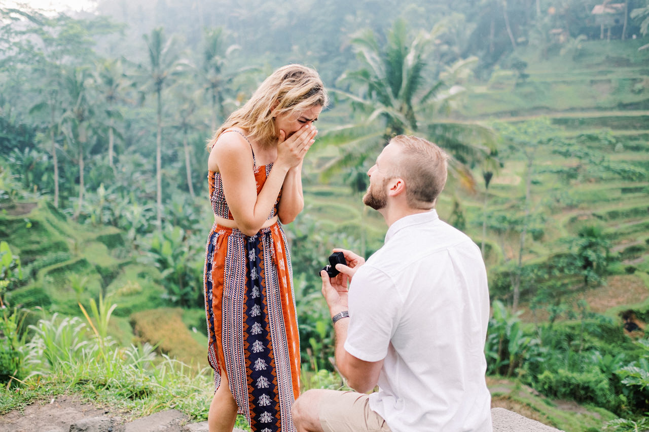 J&M: Proposal Photography in Bali 5