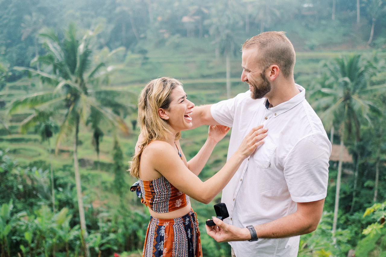 J&M: Proposal Photography in Bali7