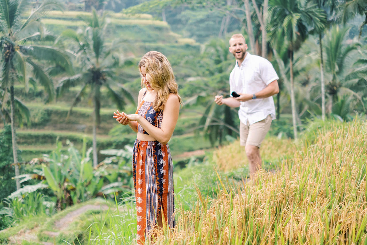 J&M: Proposal Photography in Bali 17