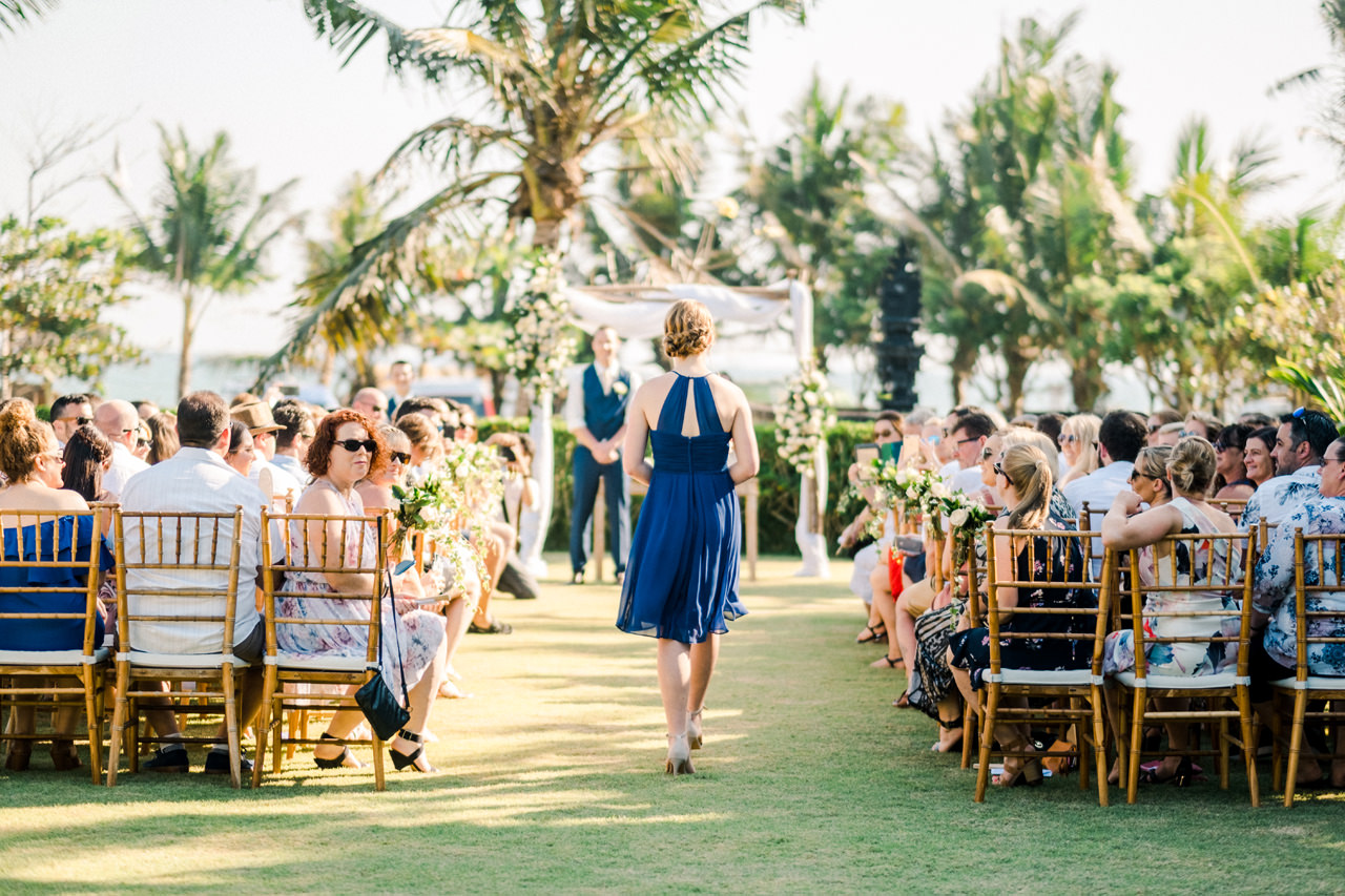 J&M: Charming Canggu Beach Wedding at Villa Shalimar 12