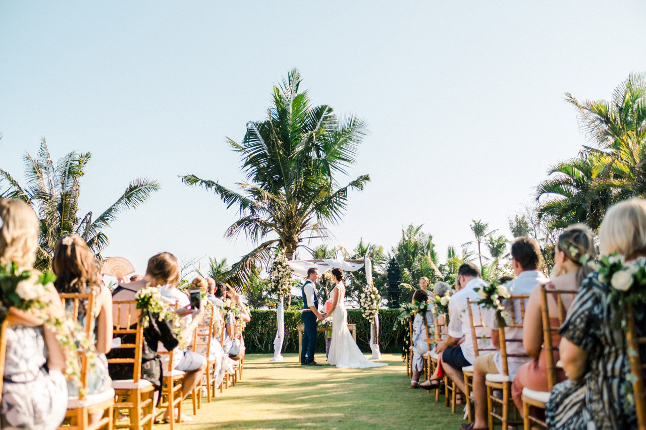 J&M: Charming Canggu Beach Wedding at Villa Shalimar 14