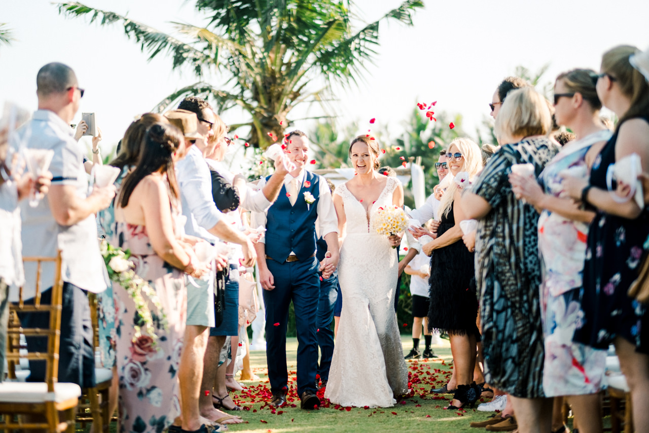 J&M: Charming Canggu Beach Wedding at Villa Shalimar 16