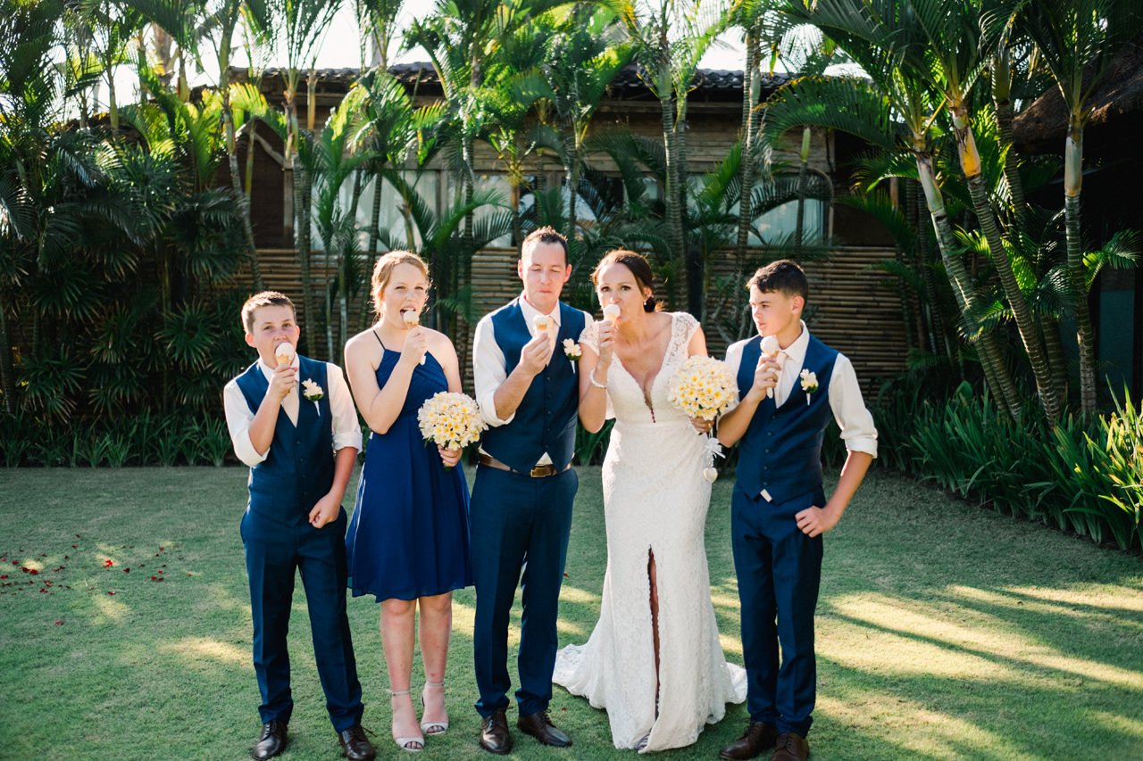 J&M: Charming Canggu Beach Wedding at Villa Shalimar 19