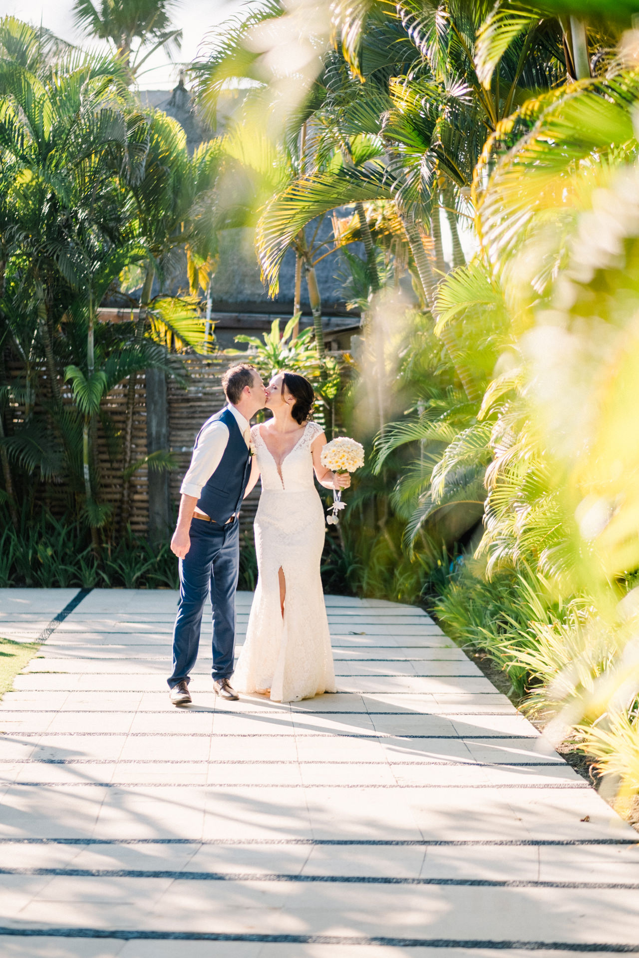 J&M: Charming Canggu Beach Wedding at Villa Shalimar 21