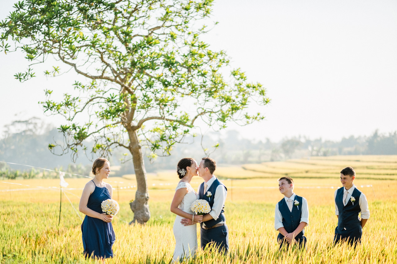 J&M: Charming Canggu Beach Wedding at Villa Shalimar 22