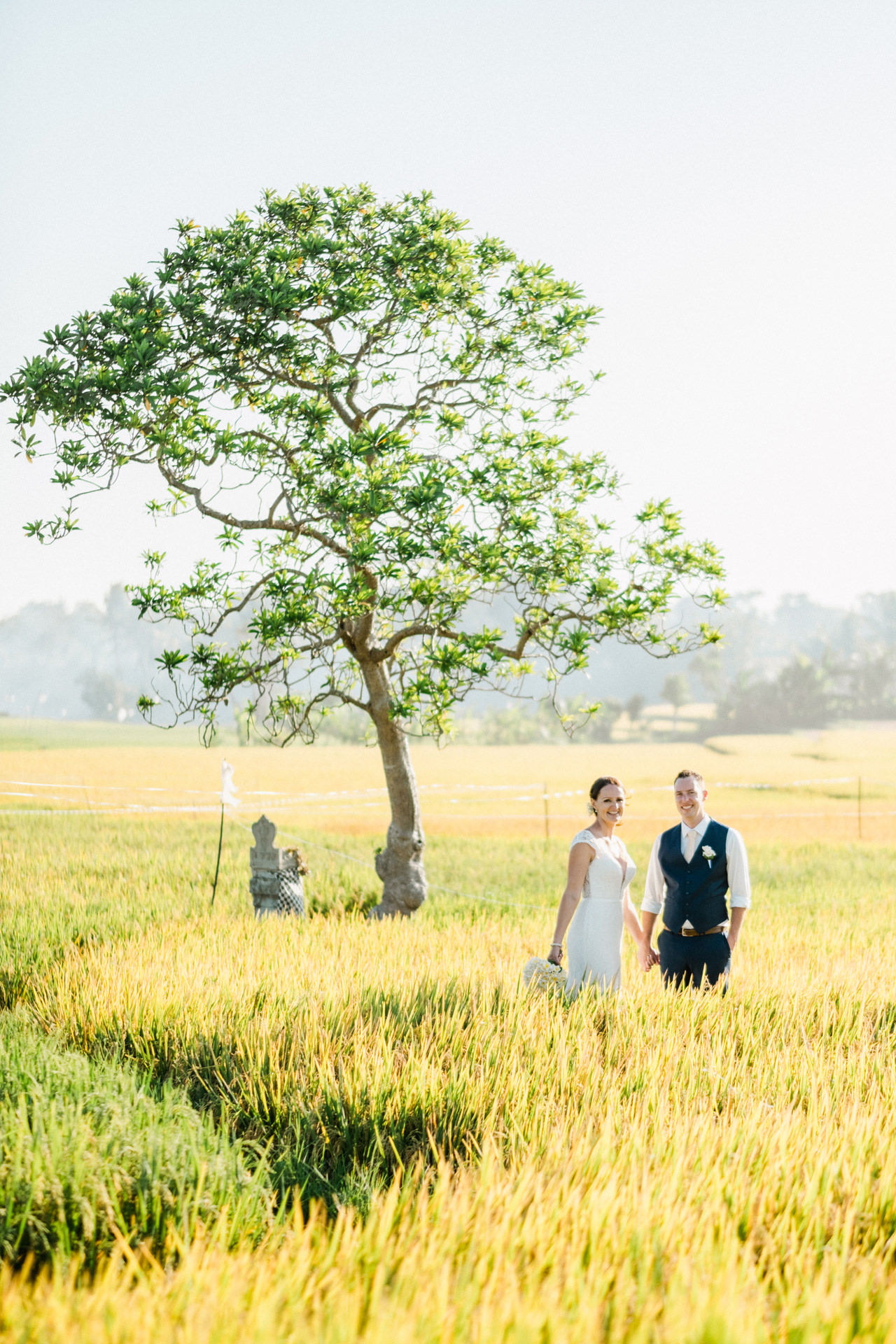J&M: Charming Canggu Beach Wedding at Villa Shalimar 23
