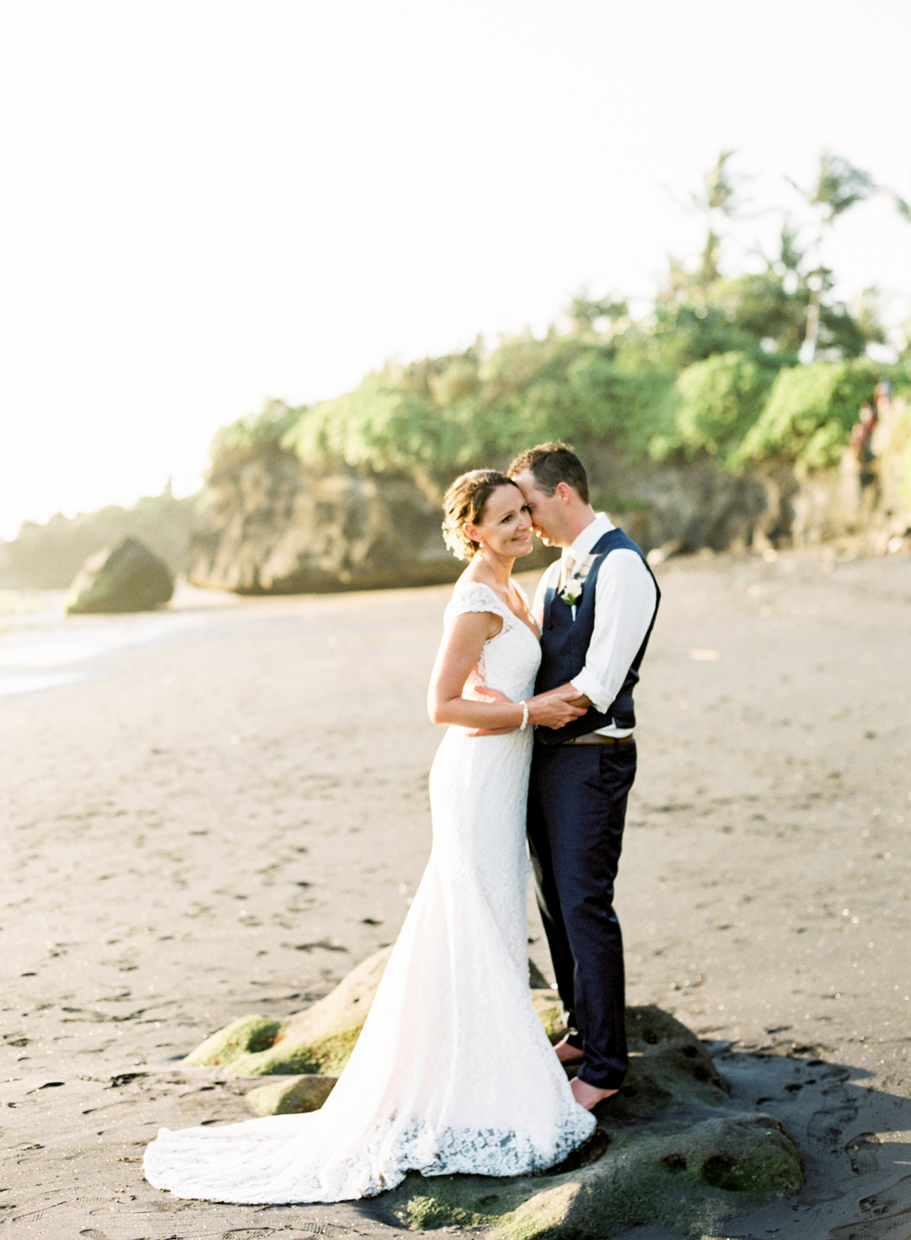 J&M: Charming Canggu Beach Wedding at Villa Shalimar 26