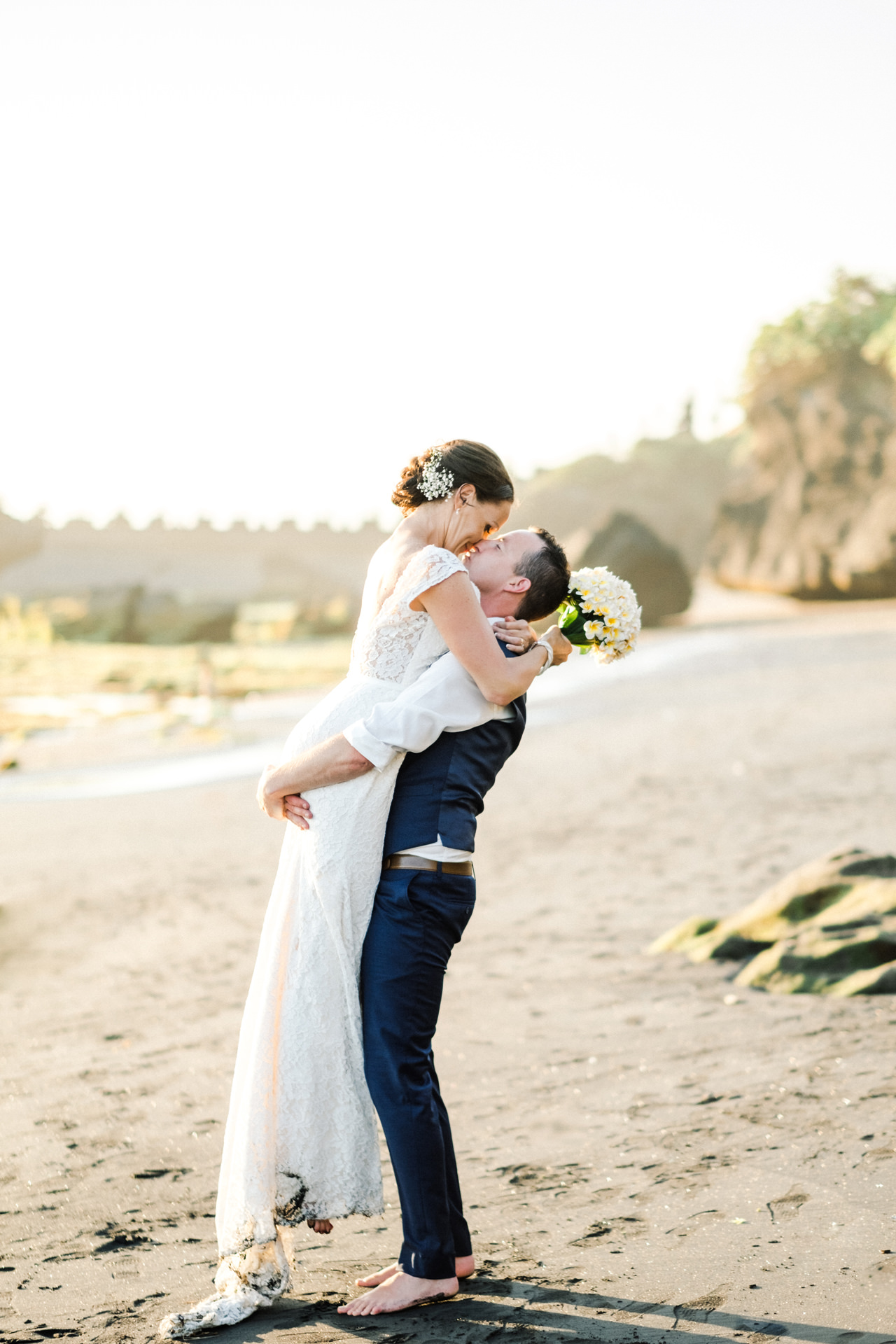 J&M: Charming Canggu Beach Wedding at Villa Shalimar 33