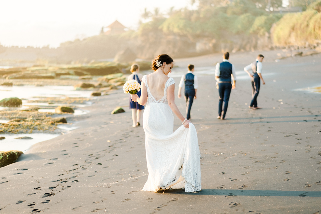 J&M: Charming Canggu Beach Wedding at Villa Shalimar 37