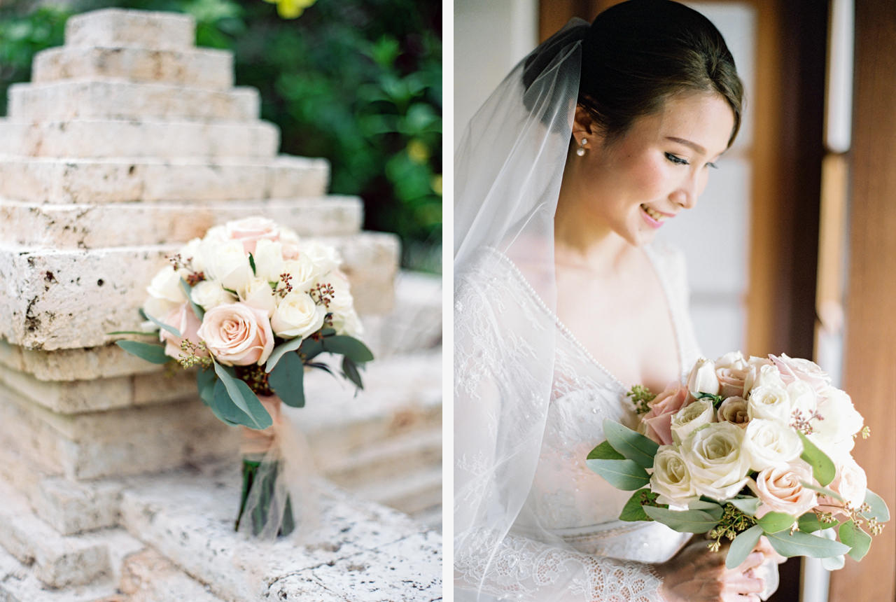 J&P: Elegant Bali Wedding Destination at Tirtha Bridal 2