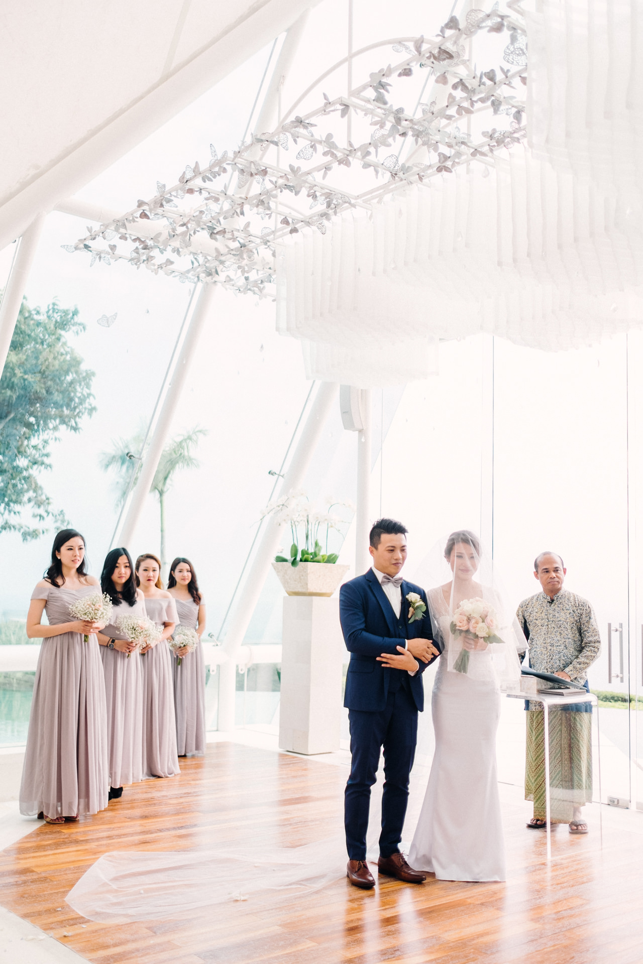 J&P: Elegant Bali Wedding Destination at Tirtha Bridal 8