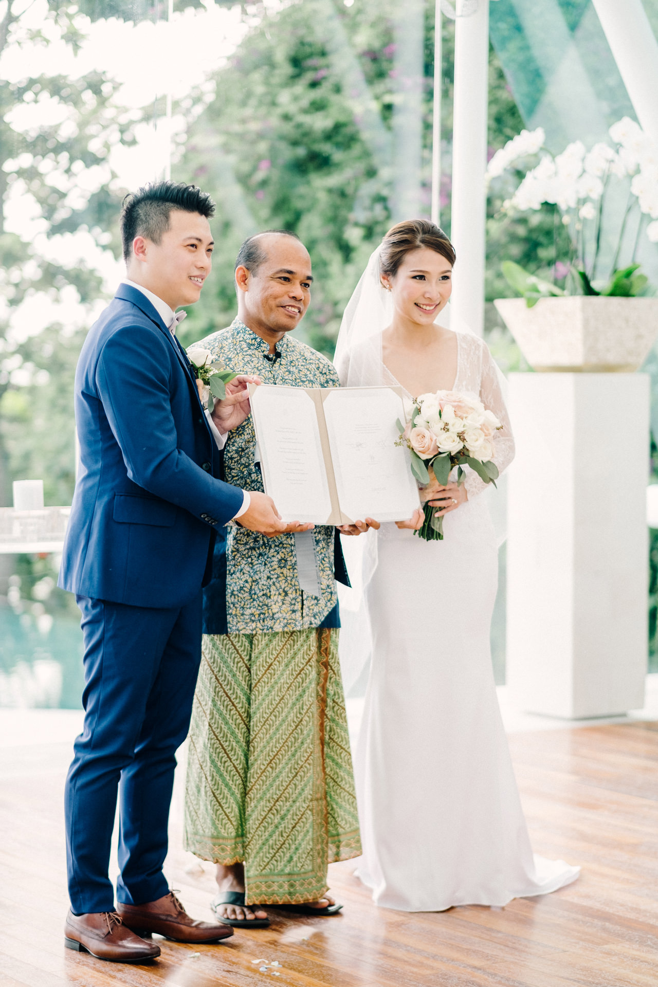 J&P: Elegant Bali Wedding Destination at Tirtha Bridal 9