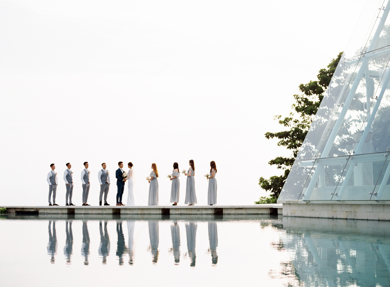 J&P: Elegant Bali Wedding Destination at Tirtha Bridal 13