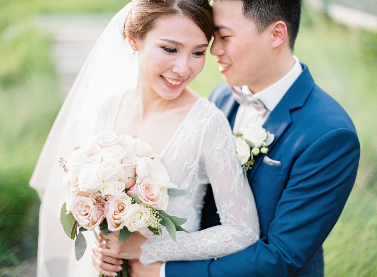 J&P: Elegant Bali Wedding Destination at Tirtha Bridal 16