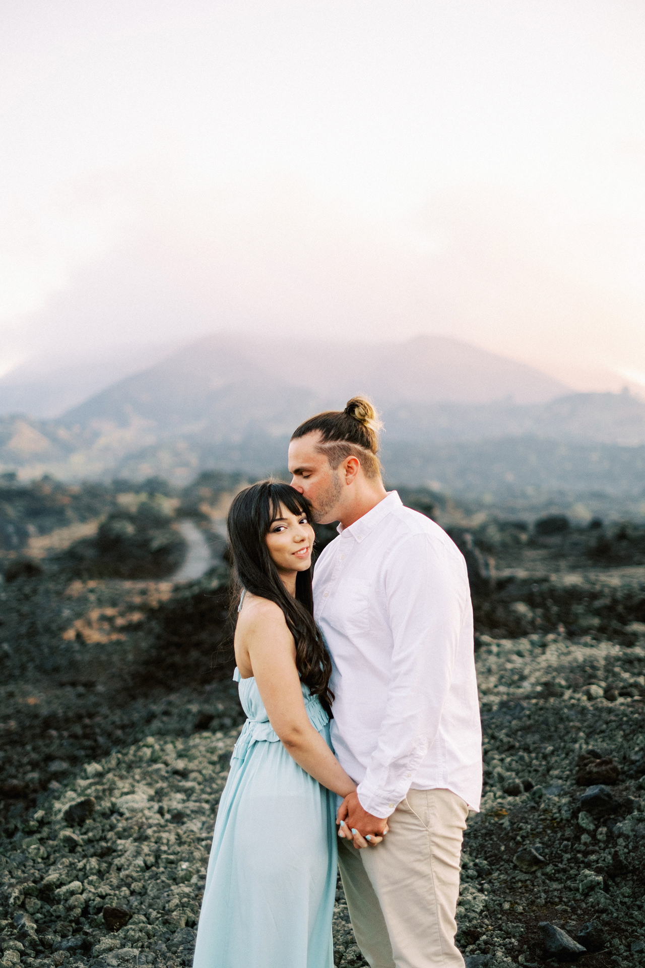 J&R: Bali Mountain and Beach Honeymoon Session Captured by Team 1