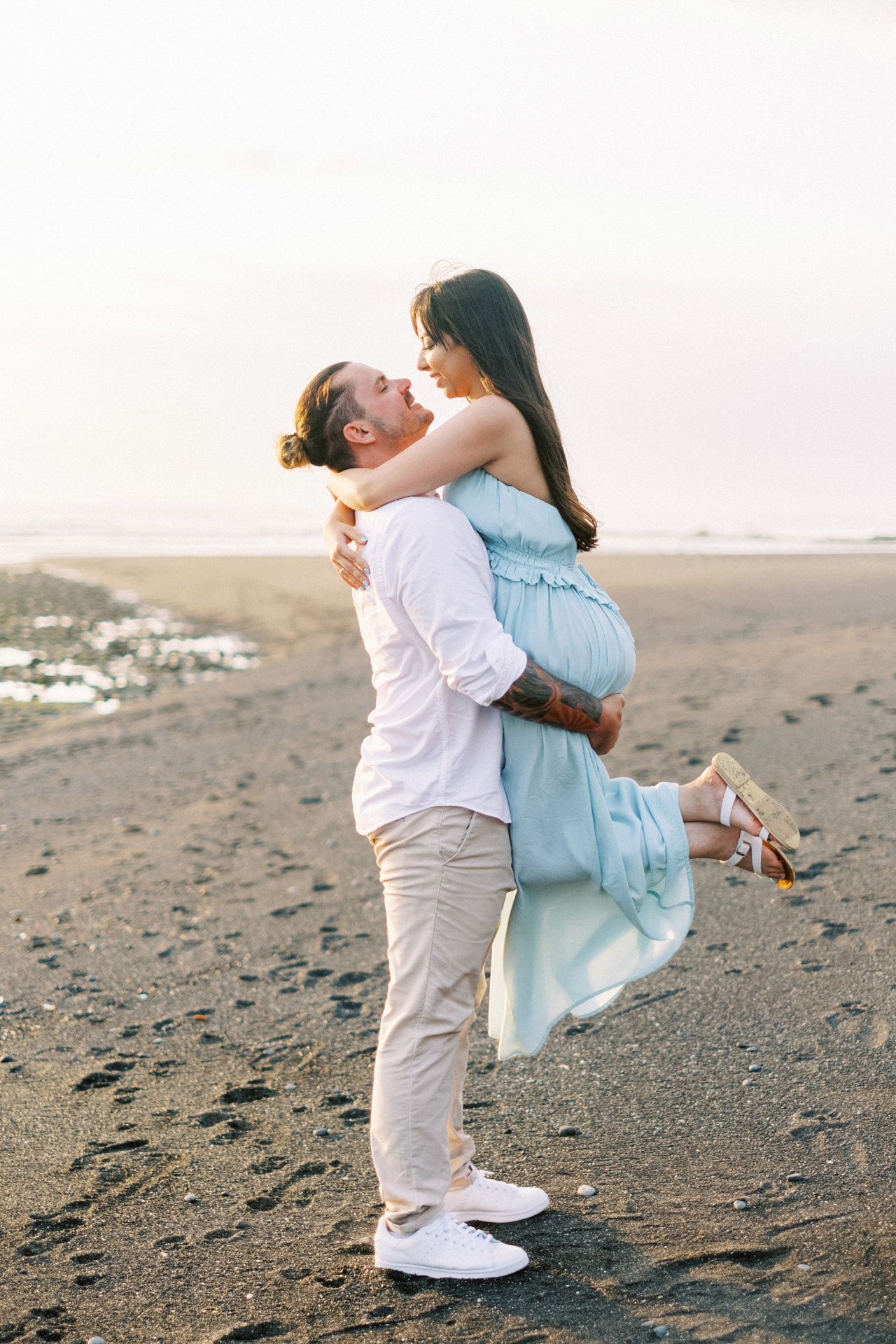 J&R: Bali Mountain and Beach Honeymoon Session Captured by Team 13