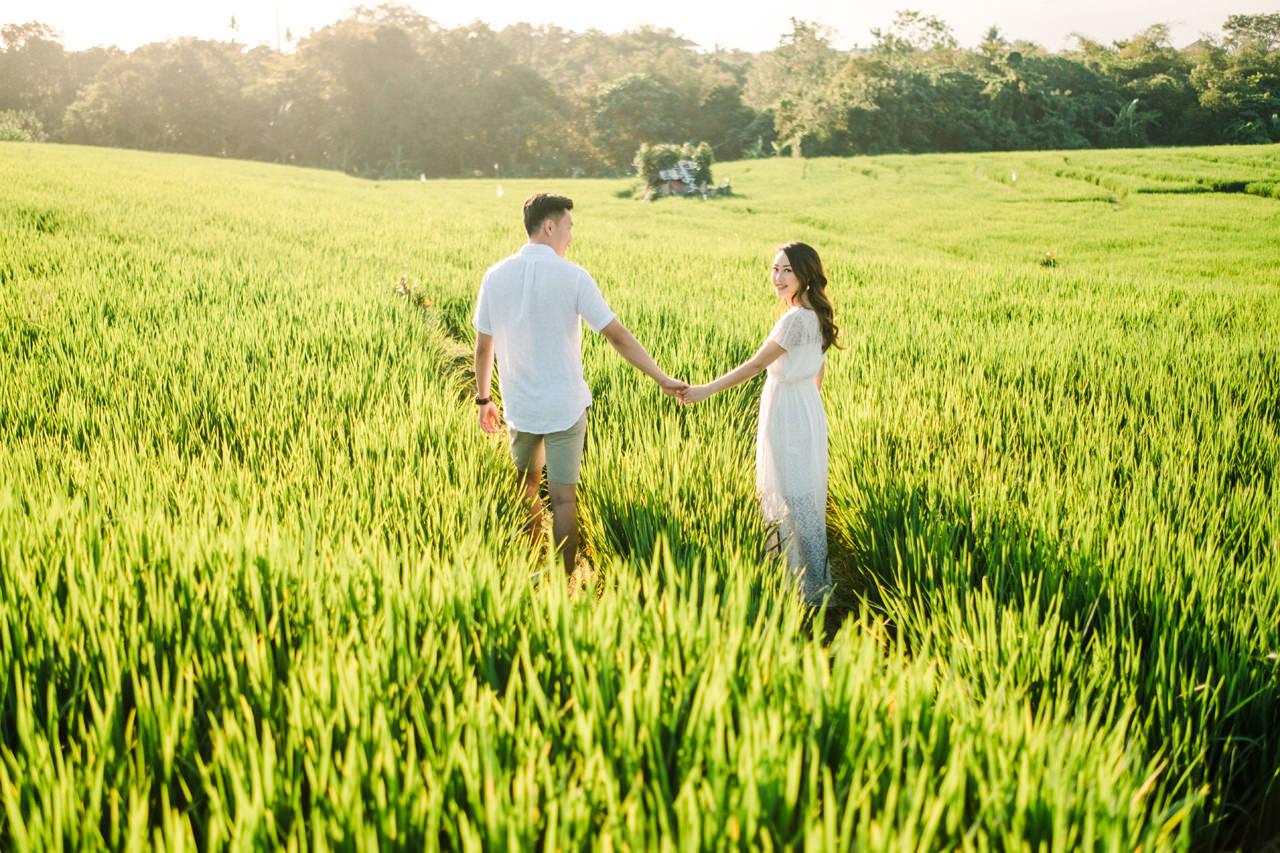 J&S: Casual Pre-wedding Photoshoot in Bali 3