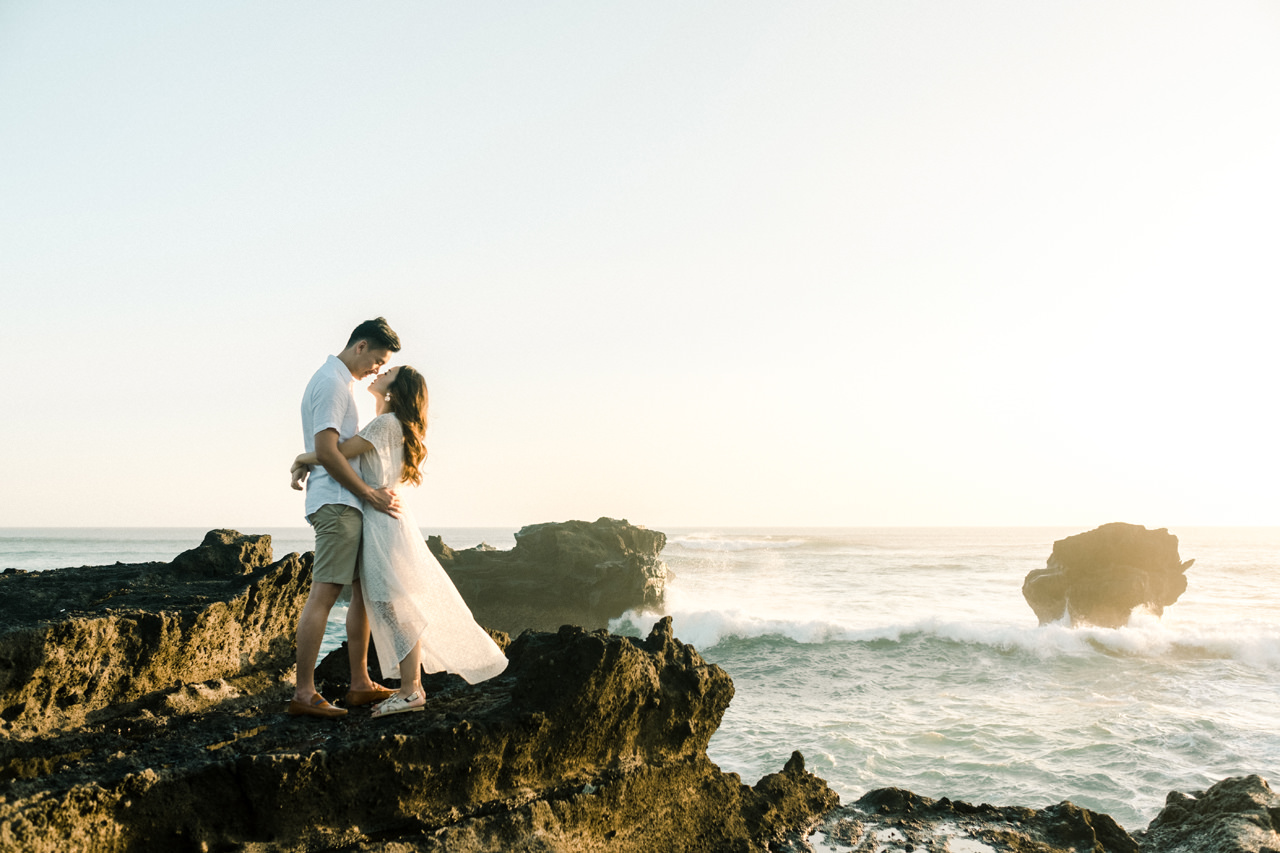 K&B: Romantic Honeymoon PhPhoto Session otoshoot in Bali 7