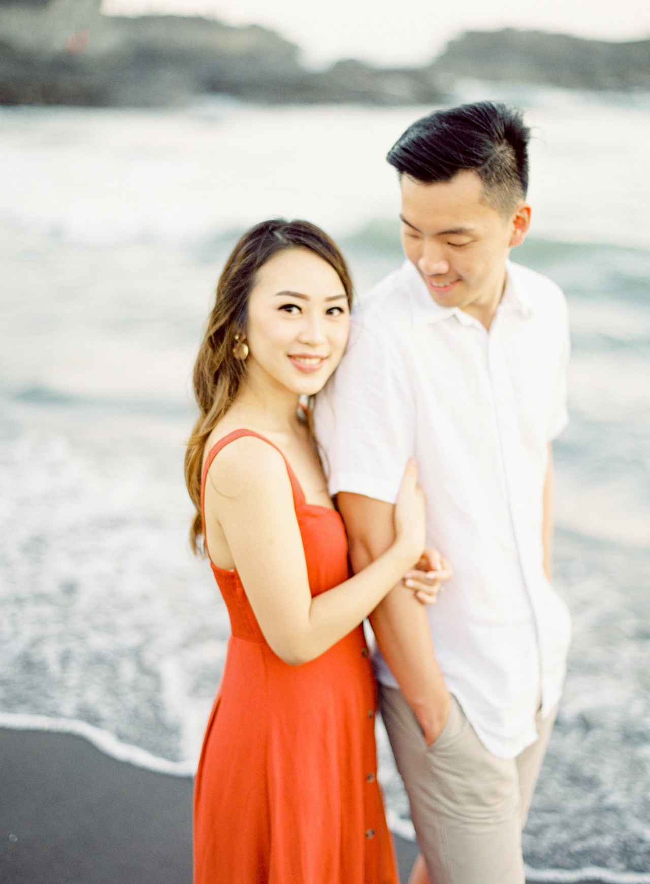J&S: Casual Pre-wedding Photoshoot in Bali 11