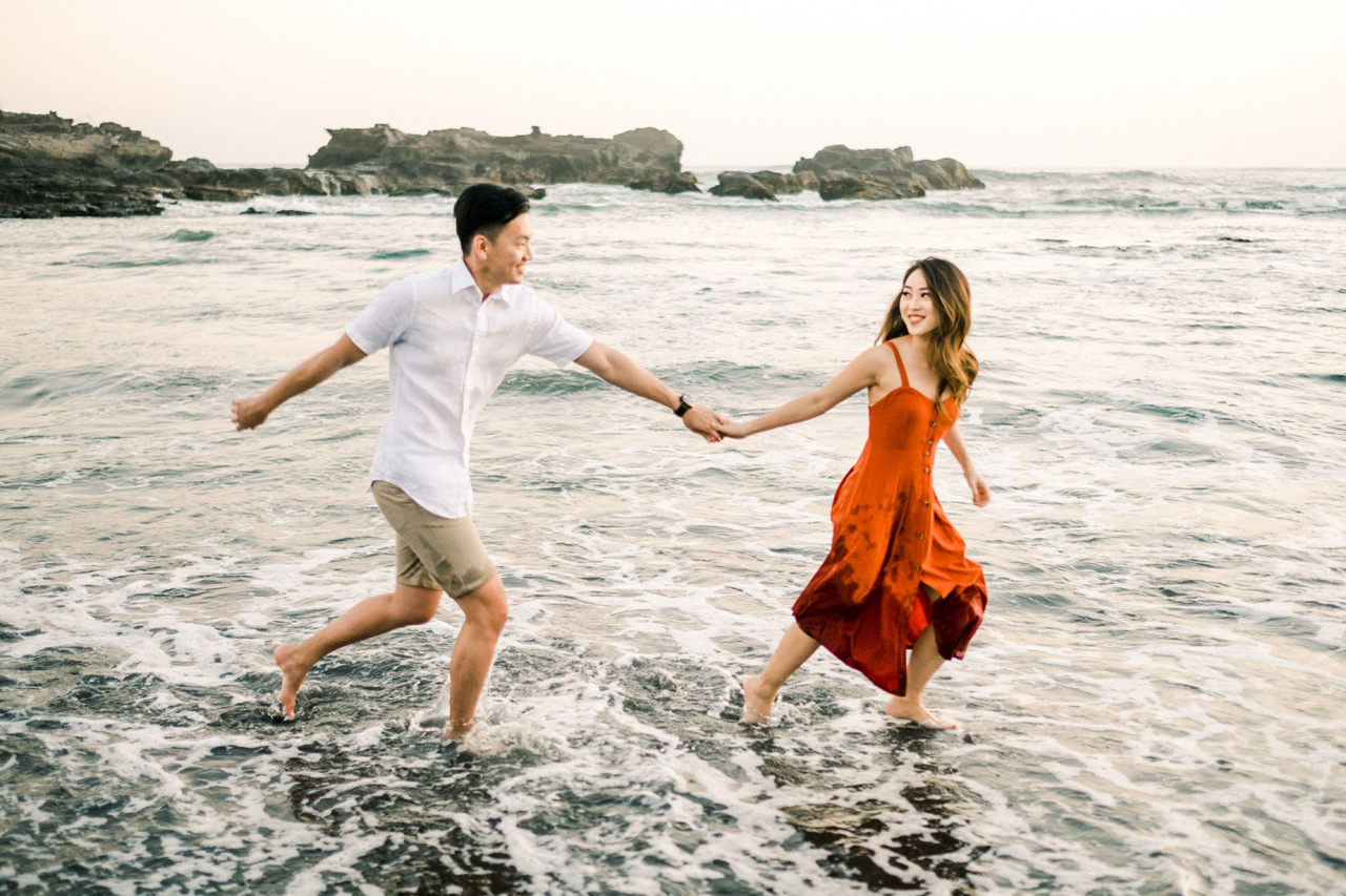 J&S: Casual Pre-wedding Photoshoot in Bali 13