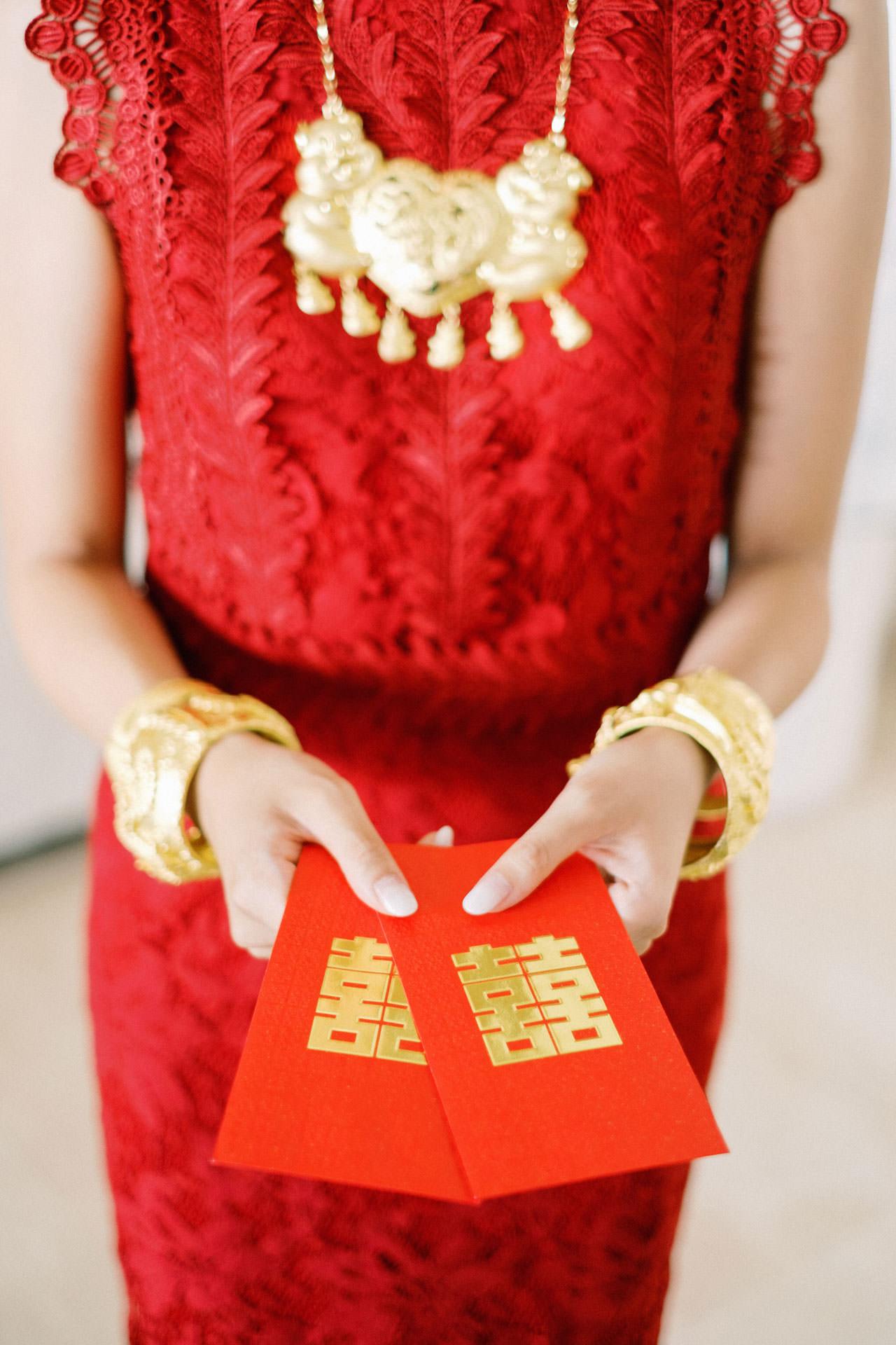 Uluwatu Cliff Wedding with Chinese Wedding Ceremony 11