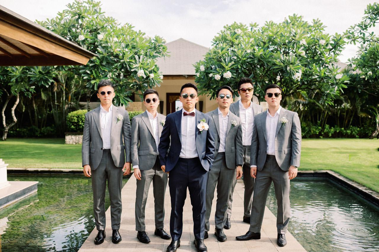 Uluwatu Cliff Wedding with Chinese Wedding Ceremony 17