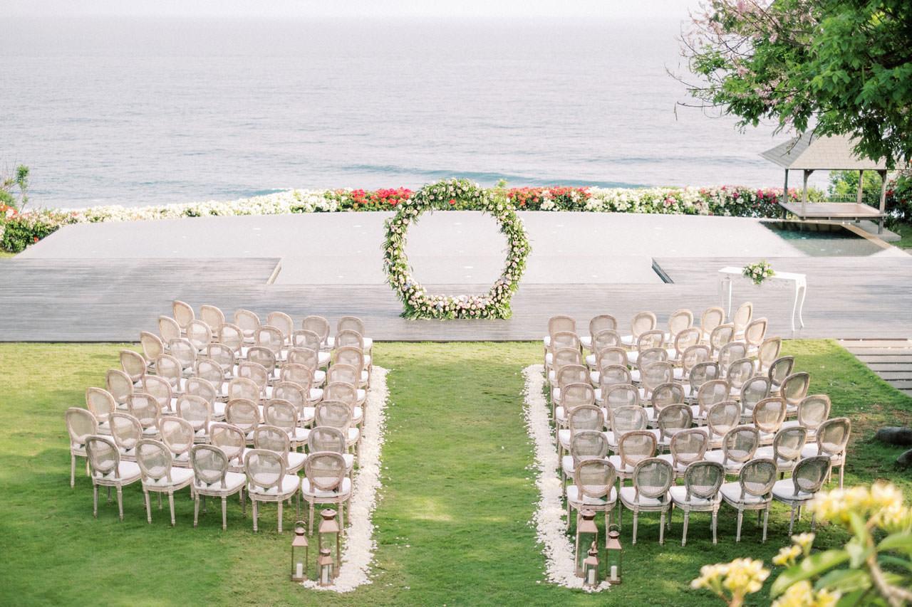Uluwatu Cliff Wedding with Chinese Wedding Ceremony 20