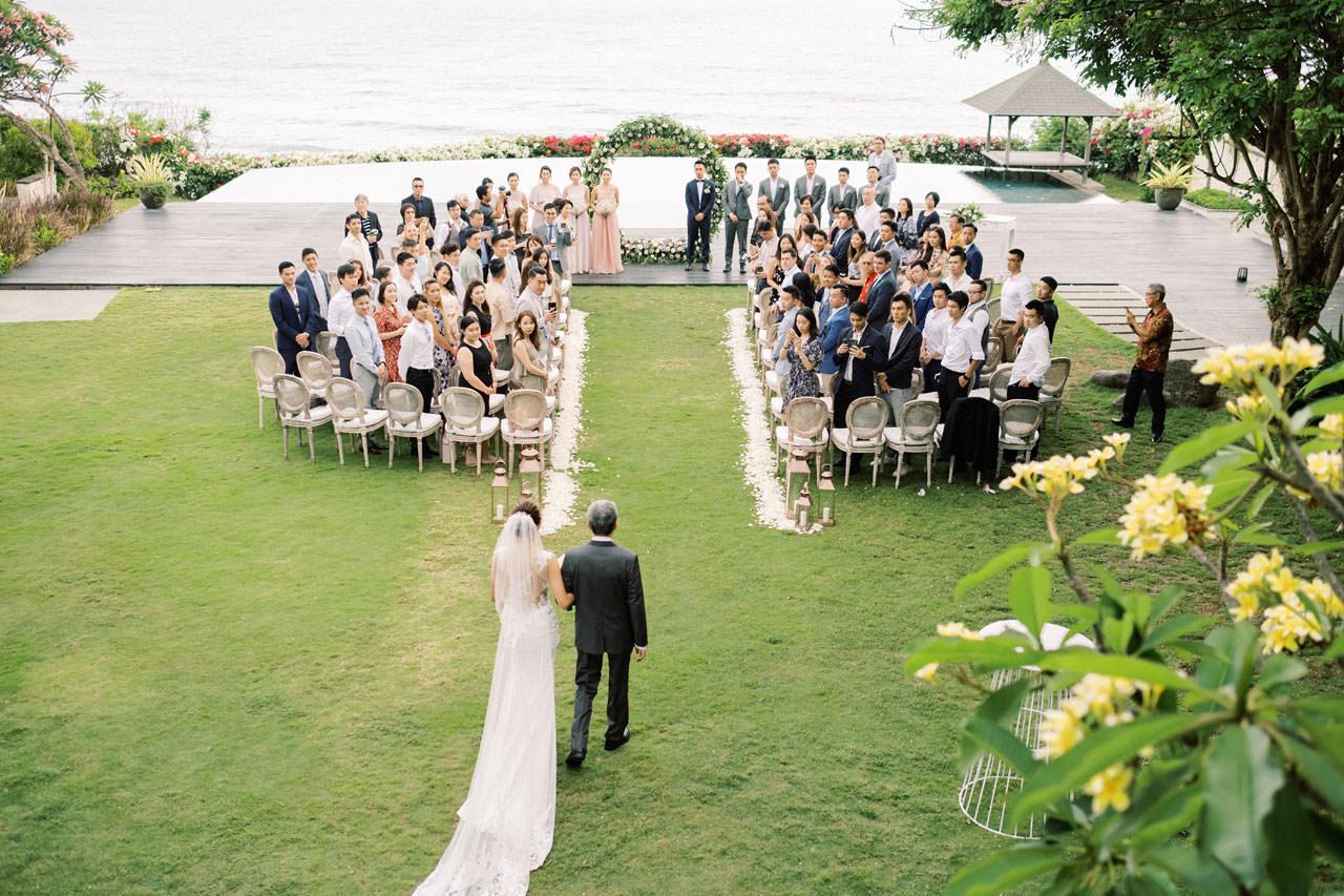 Uluwatu Cliff Wedding with Chinese Wedding Ceremony 22