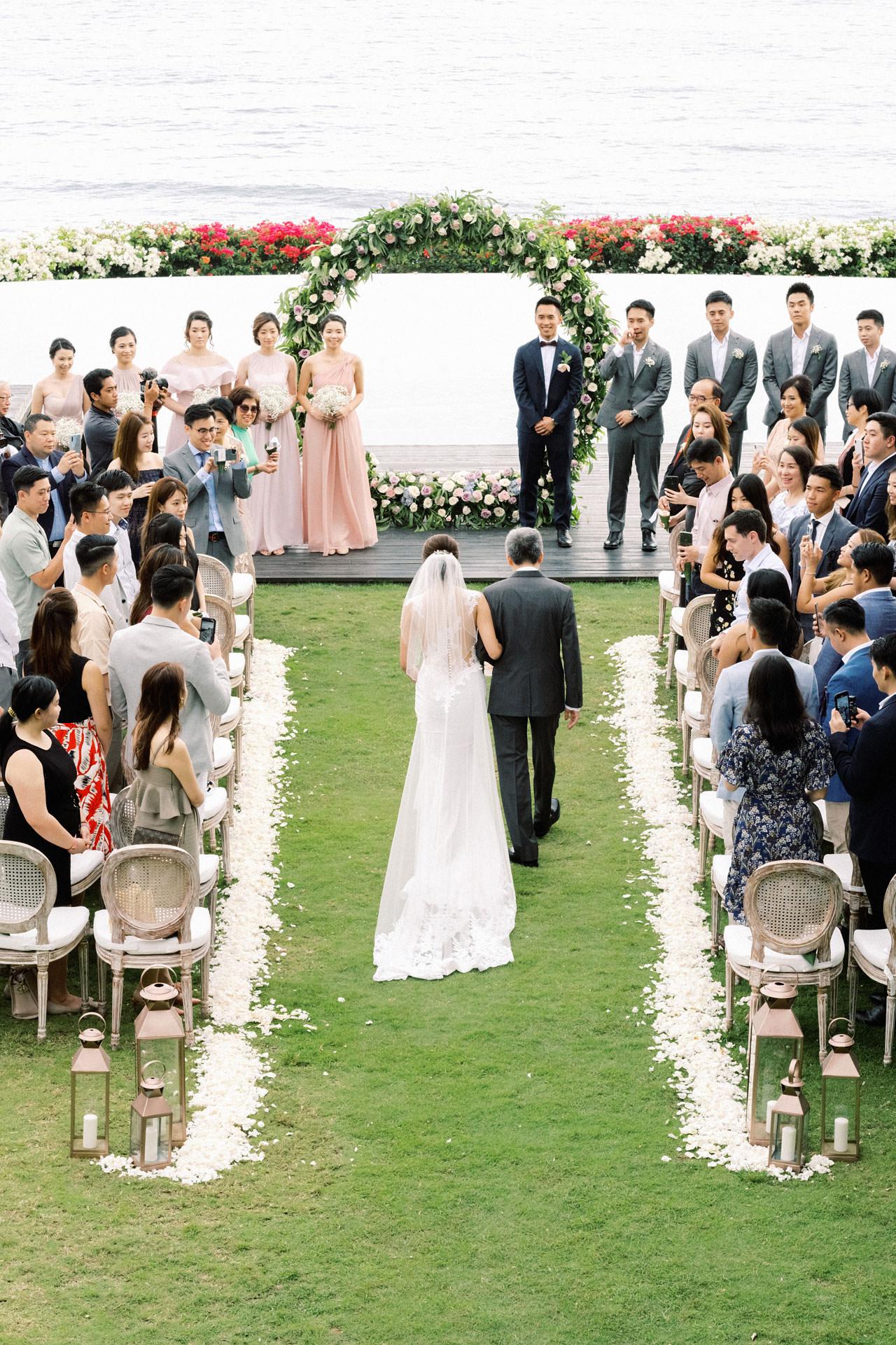 Uluwatu Cliff Wedding with Chinese Wedding Ceremony 23
