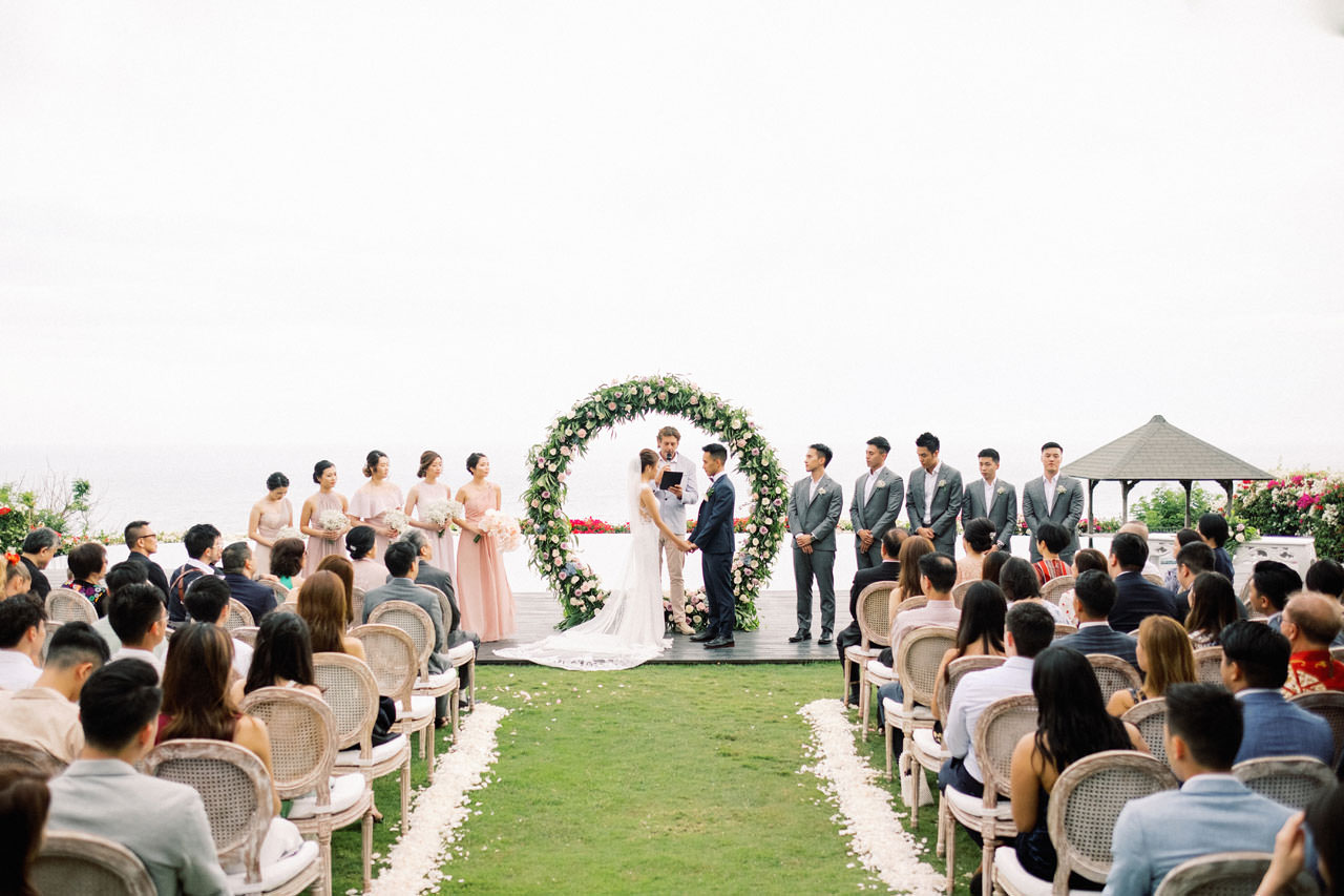 Uluwatu Cliff Wedding with Chinese Wedding Ceremony 24