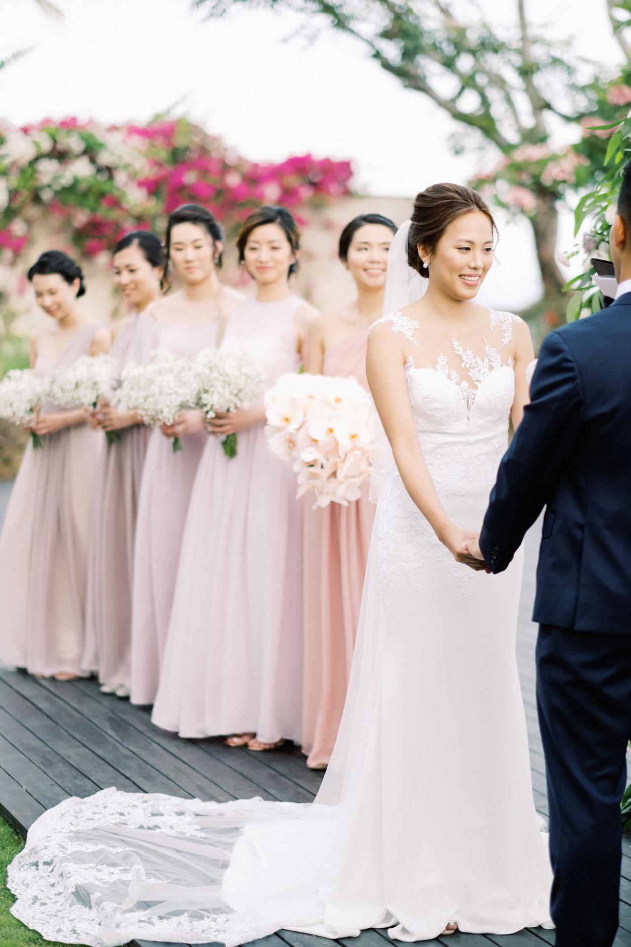 Uluwatu Cliff Wedding with Chinese Wedding Ceremony 25