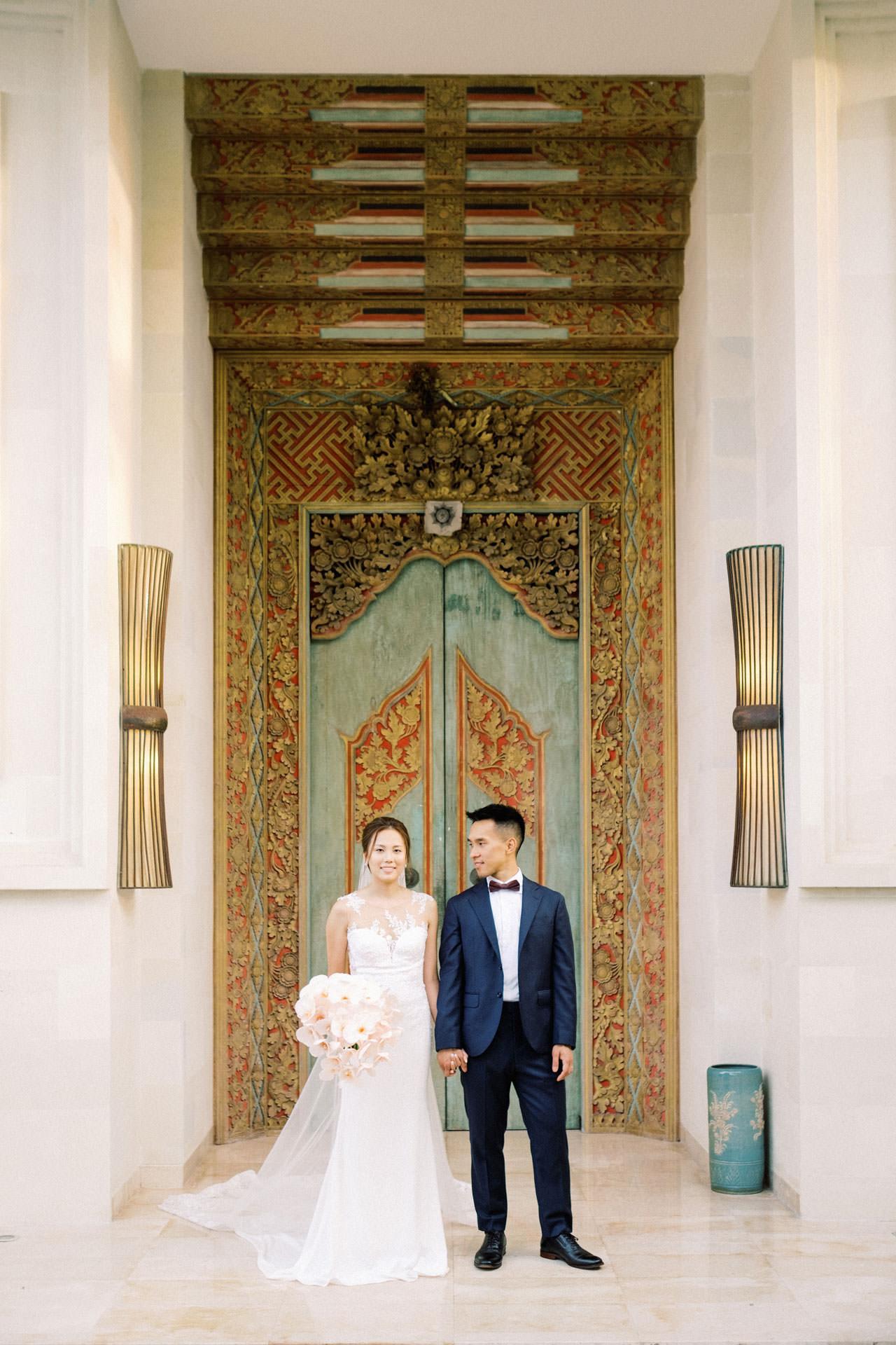 Uluwatu Cliff Wedding with Chinese Wedding Ceremony 32