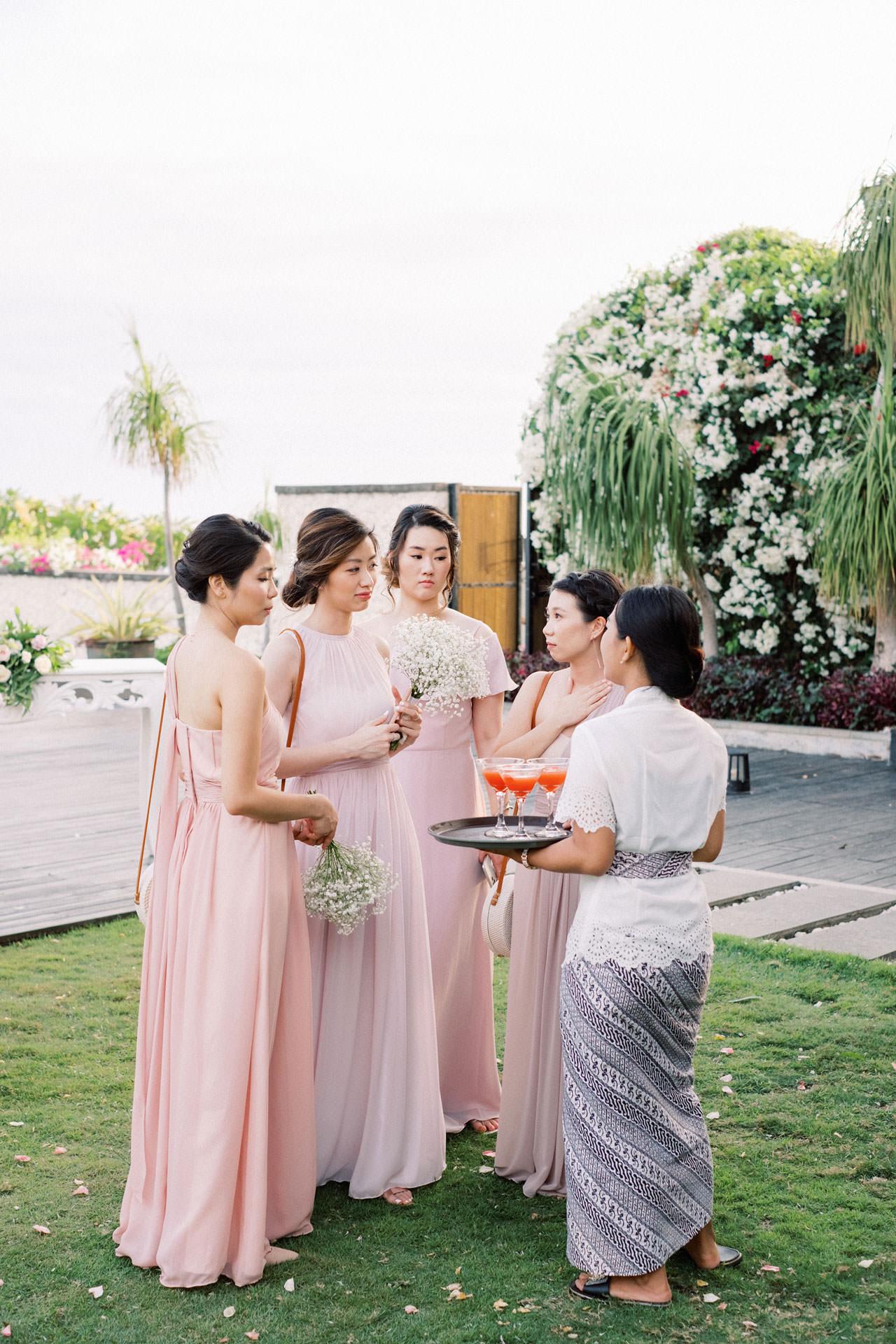 Uluwatu Cliff Wedding with Chinese Wedding Ceremony 34