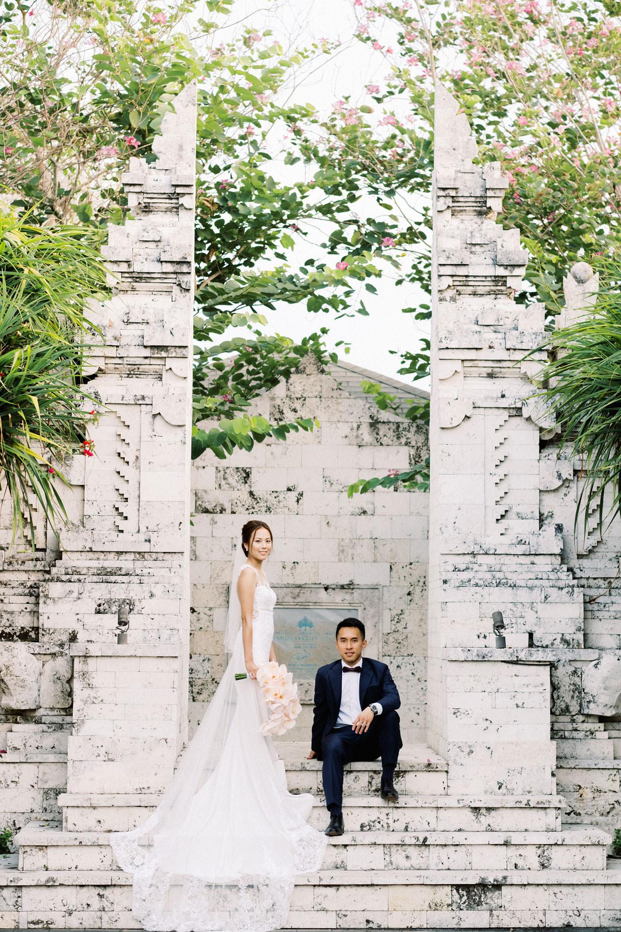 Uluwatu Cliff Wedding with Chinese Wedding Ceremony 38