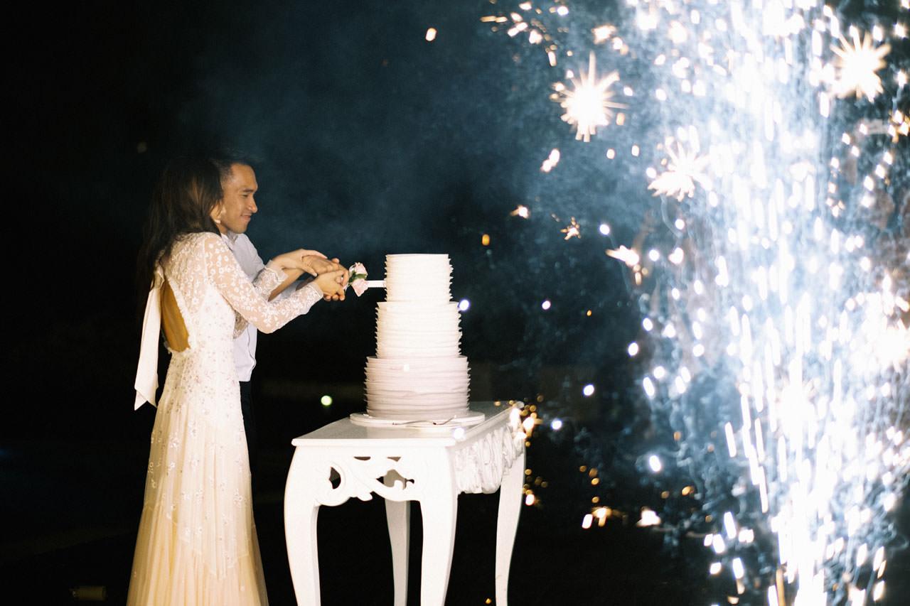 Uluwatu Cliff Wedding with Chinese Wedding Ceremony 42