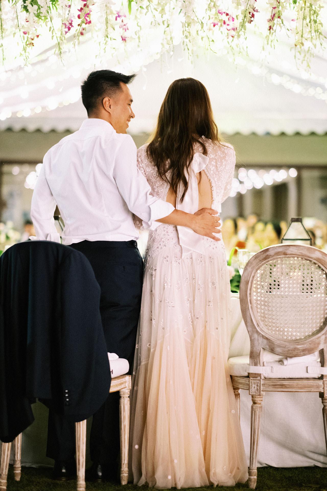 Uluwatu Cliff Wedding with Chinese Wedding Ceremony 44