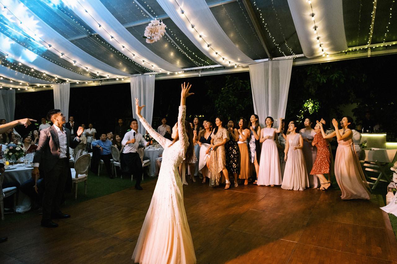 Uluwatu Cliff Wedding with Chinese Wedding Ceremony 47
